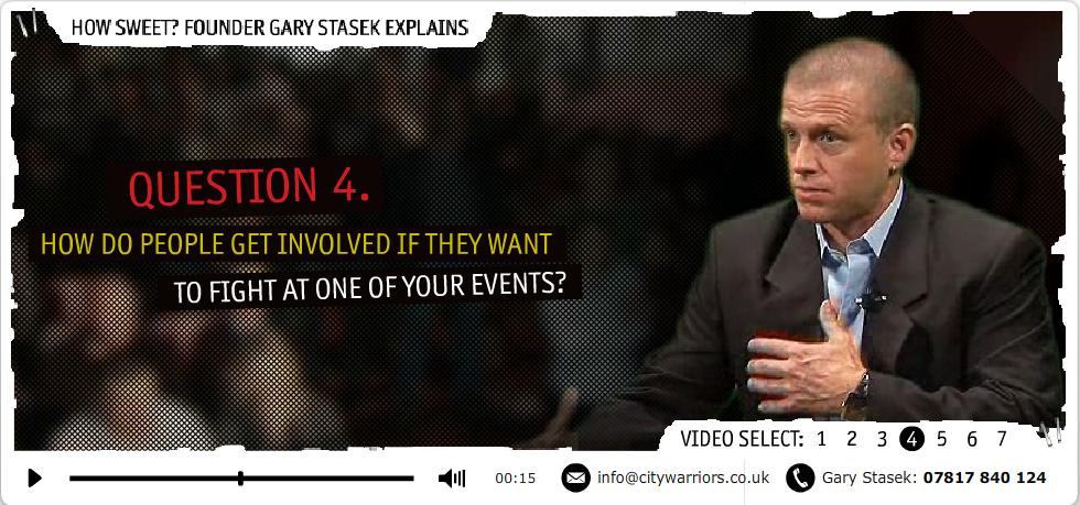 City Warriors: Gary Stasek Interview Gary-Q4
