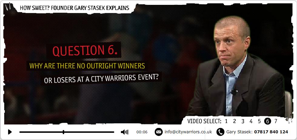 City Warriors: Gary Stasek Interview Gary-Q6