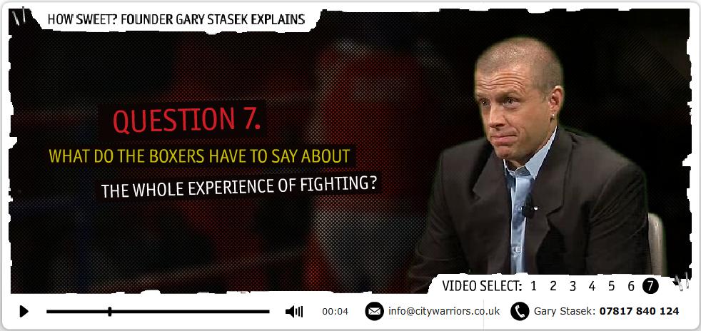 City Warriors: Gary Stasek Interview Gary-Q7