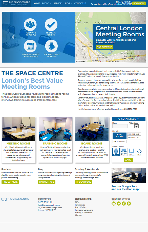 The Space Centre TSC
