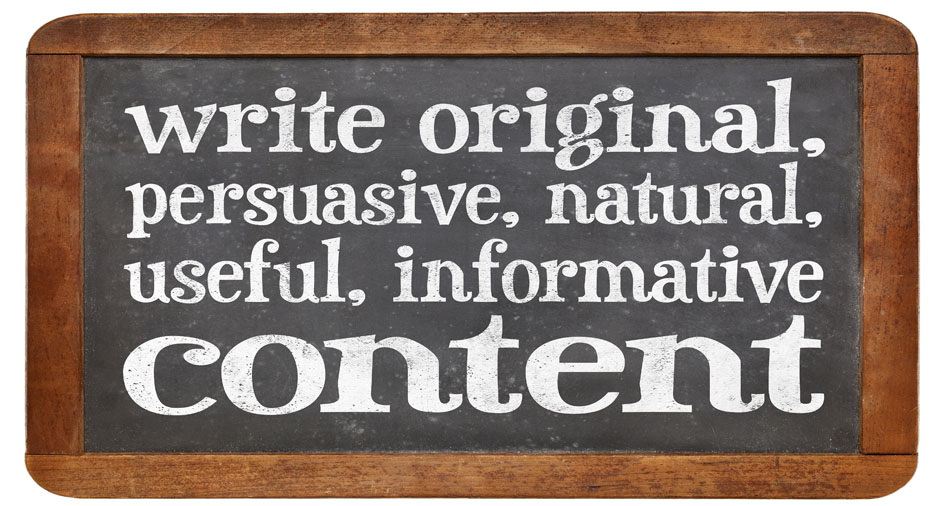 How to Make the Most of Your Original Content and Articles