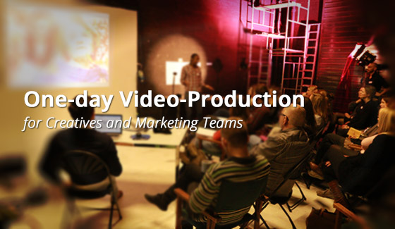 Video Production Workshop for Marketers video-production-workshop-camberwell-studios-GB2-1