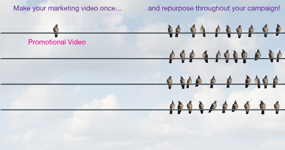 How to Repurpose Your Promo Video