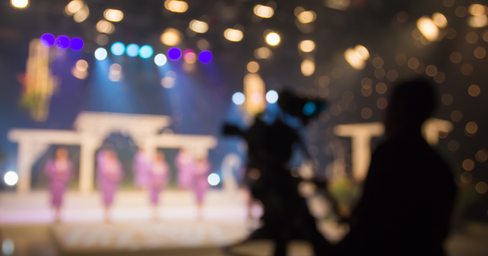 Event Filming: Using your Events as Promotional Material