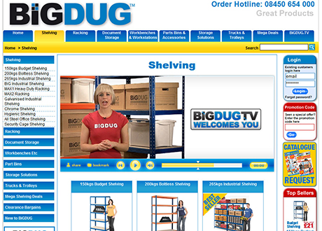 Big Dug – Explainer and Promotional Videos