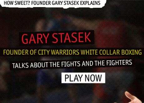 City Warriors: Gary Stasek Interview