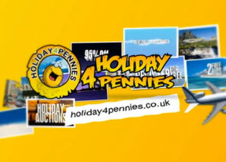 Holiday 4 Pennies: Promo Video