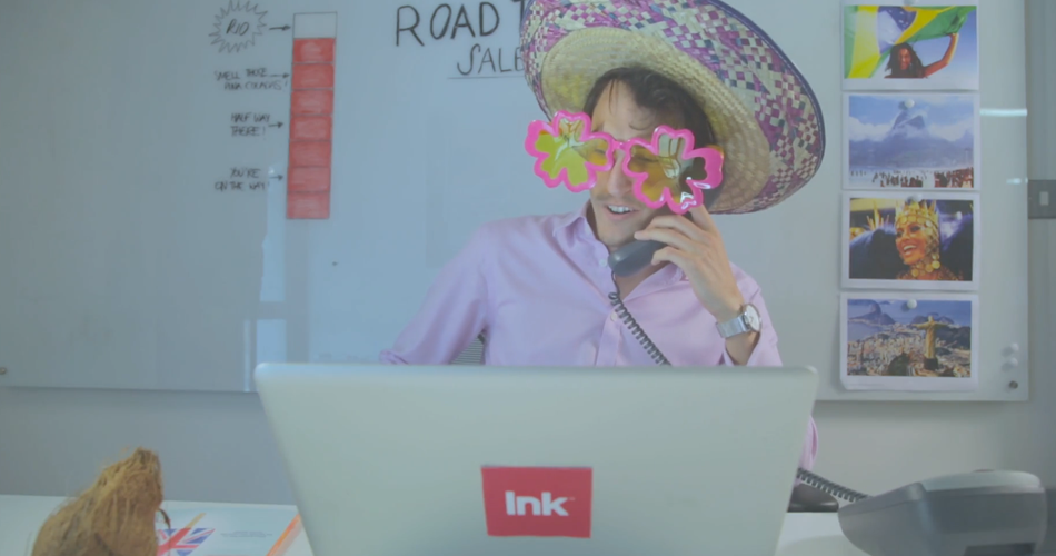 INK Global: Promo Recruitment Video
